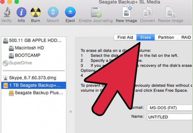 backup Data with Time Machine before users restore Mac to factory settings-3