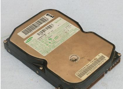 fix hard drive step 14