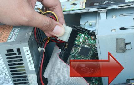 fix hard drive step 4