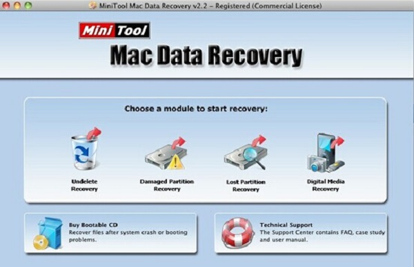 Stellar Phoenix Mac Data Recovery alternative