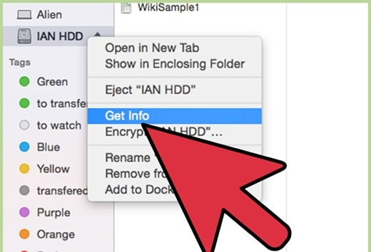 How to format an external hard drive for mac