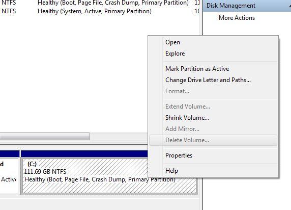 partición de disco duro GPT paso 3