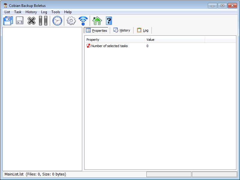 backup windows 7 computer  with cobian backup