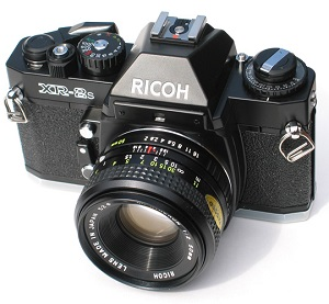 recover photos from Ricoh Camera