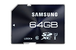samsung 64gb sd card