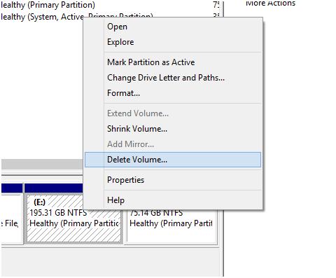 Cosas que debería saber sobre partición GPT-Cómo particionar un disco duro GPT paso 3
