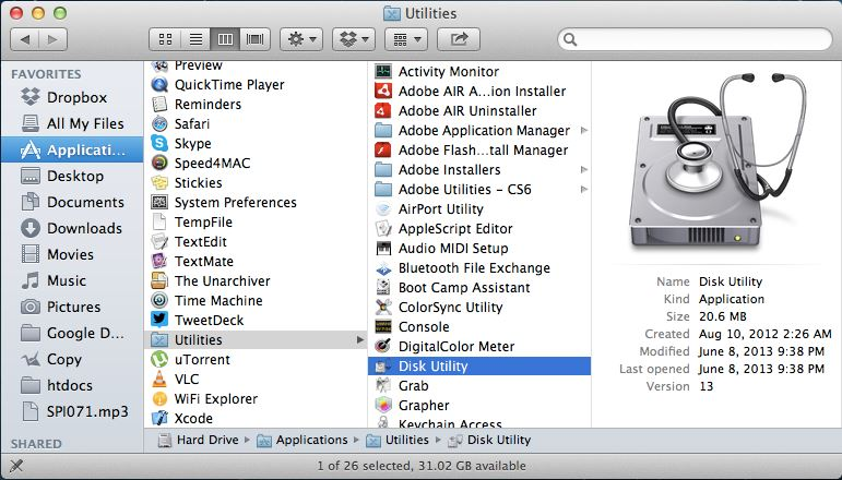 Tips for Using Flash Drive on Mac-format flash drive on Mac
