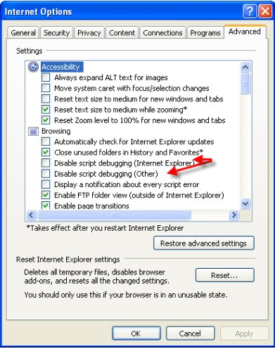 windows runtime error