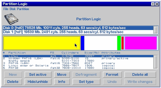 Partition Editor 03