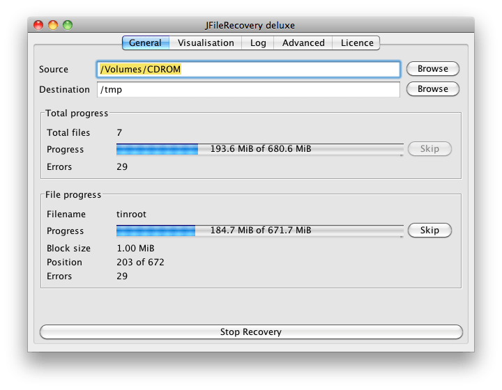 mac data recovery software - 4