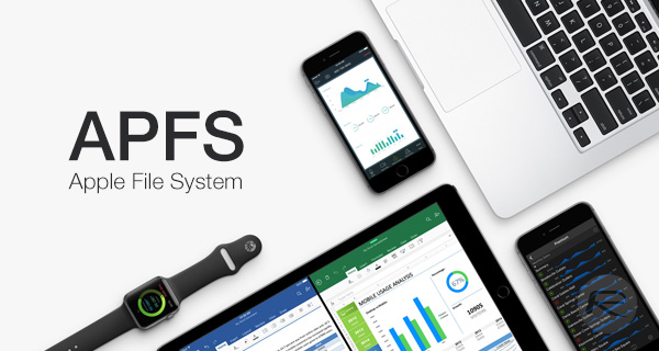 APFS new Apple fuke system