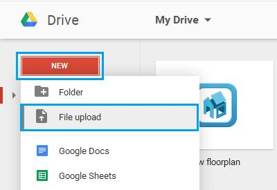 backup computer to cloud with google drive