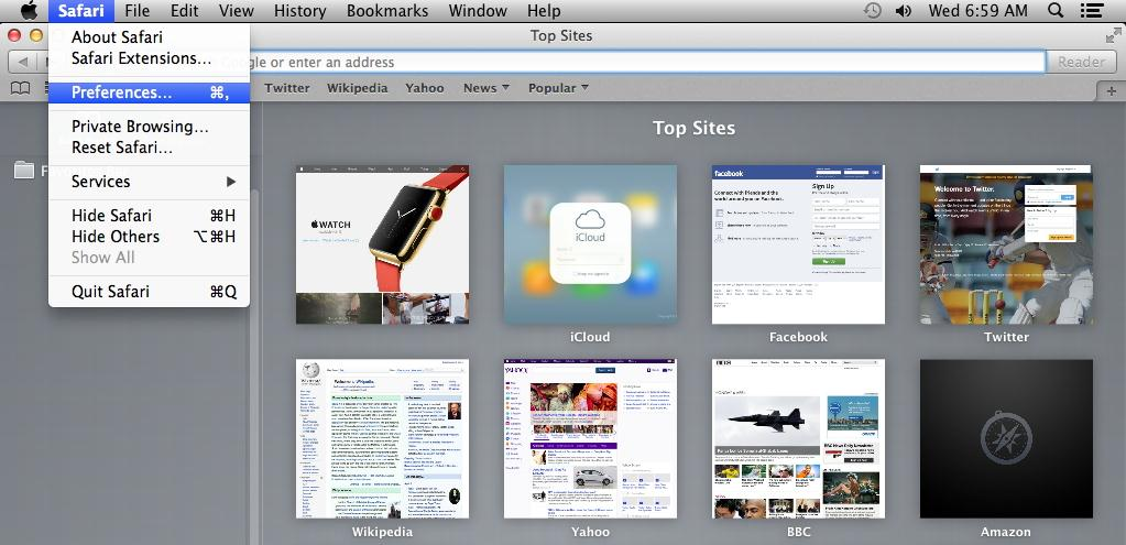 How to Delete Cookies from Safari