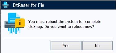 securely erase hard disk drive