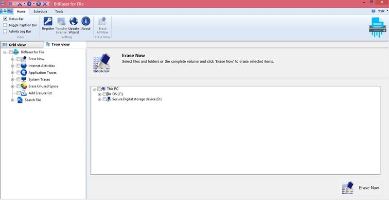 erase pc hard drive