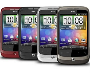 HTC Wildfire/Wildfire S recovery