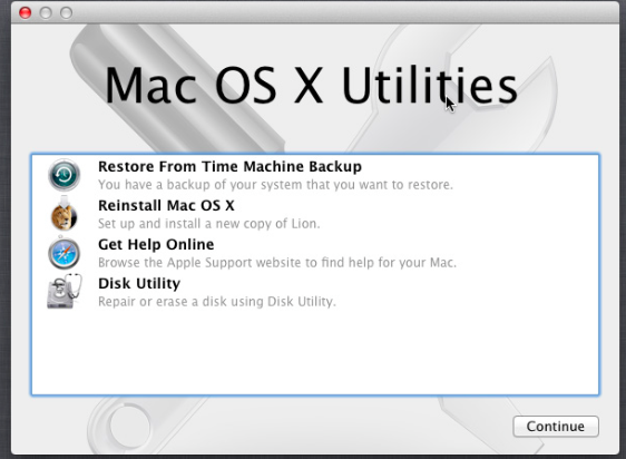 Solved Mac won't turn on from Disk Utility in Recovery Mode