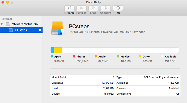 Resize a Mac Volume with Mac Disk Utility-2