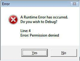 runtime error internet explorer