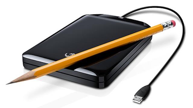 USB Hard Drive Model 2