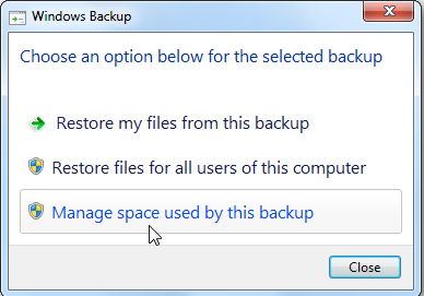 set up backup and restore-11