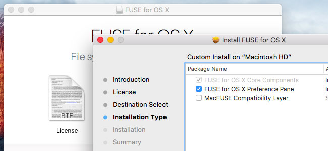 write to NTFS drive on mac step 1