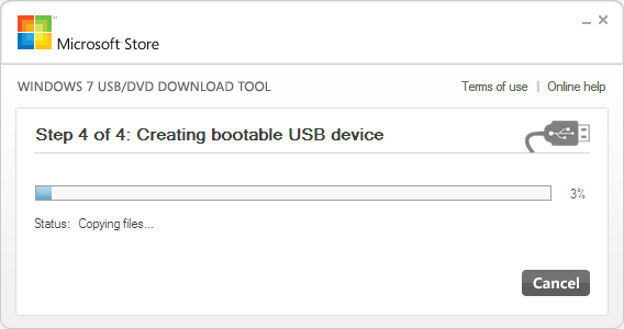 bootable usb device