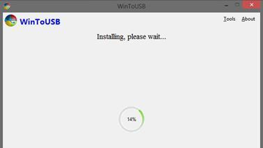 install wintousb