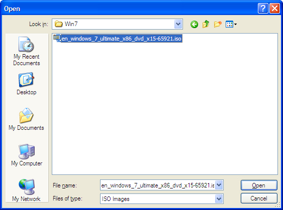 Windows USB-Download-Tool