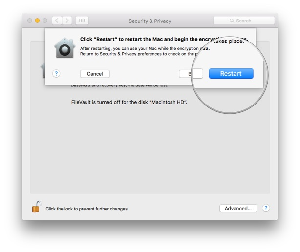 fix flashing question mark on Mac-restart Mac Disk