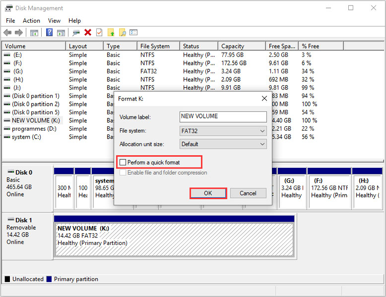 disk management 2