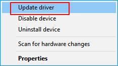 update-driver