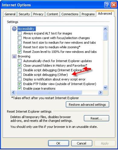 erreur d'exécution de Windows