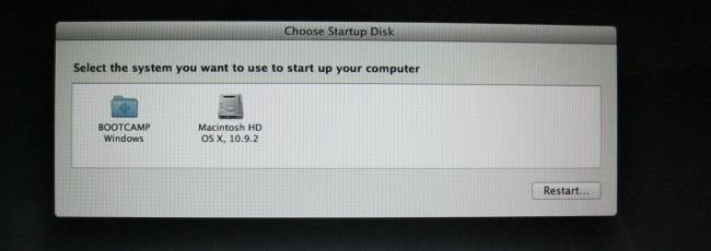 récupération de Mac Mode 05