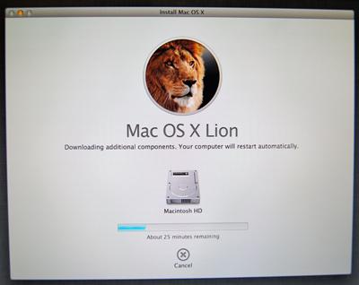 utiliser la récupération Internet pour réinstaller MAC