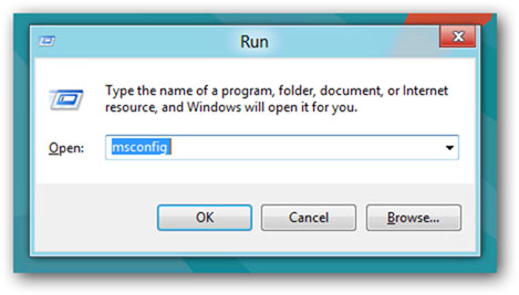 entrer en mode sans échec dans Windows 10 étape 1
