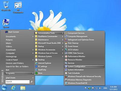 entrer en mode sans échec dans Windows 10 étape 2