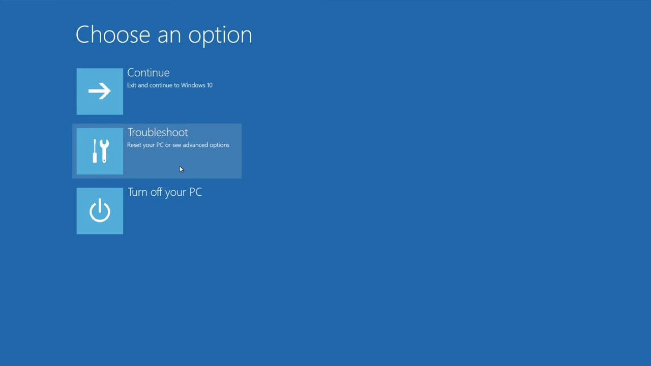 comment accéder au BIOS étape 5