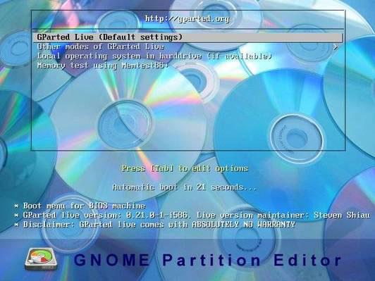Recuperación de Datos Linux 01