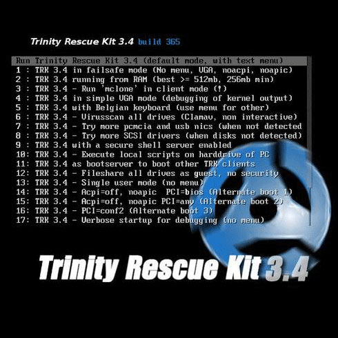 Linux Recupero Dati 03