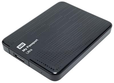 Western Digital My Passport Ultra recuperação de disco rígido externo