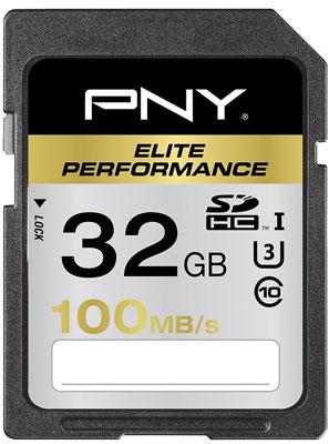 بطاقة الذاكرة PNY