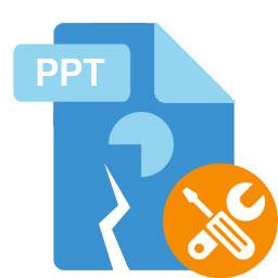 repair corrupt powerpoint file