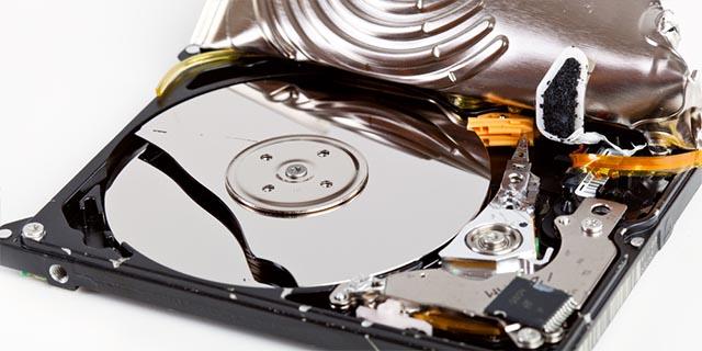 Calor en el disco duro del ordenador
