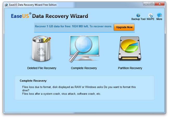 recupera datos perdidos desde memoria flash