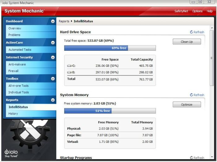 System Mechanic para Eliminar Archivos No Deseados de Windows