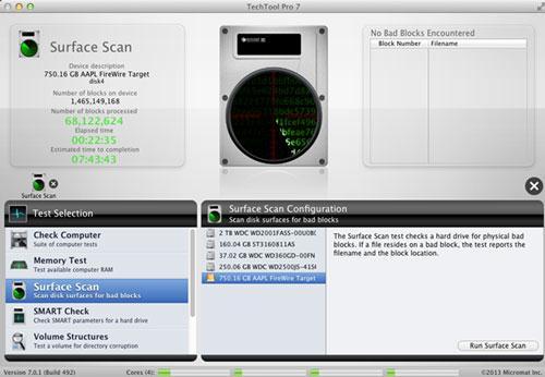 Herramienta de Recuperación de Archivos Eliminados Mac para Mac OS X