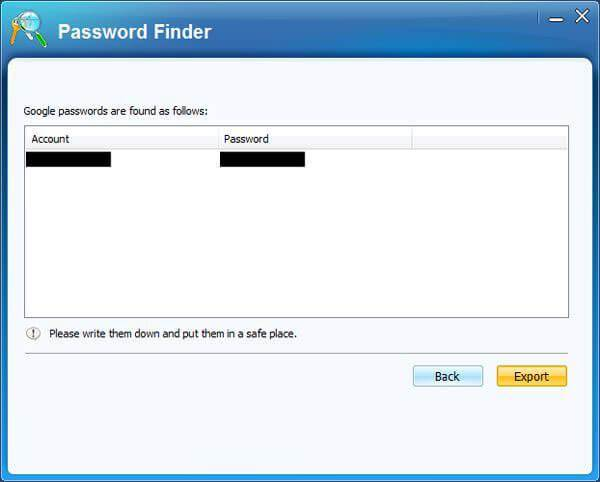 what to do if I forgot my gmail password