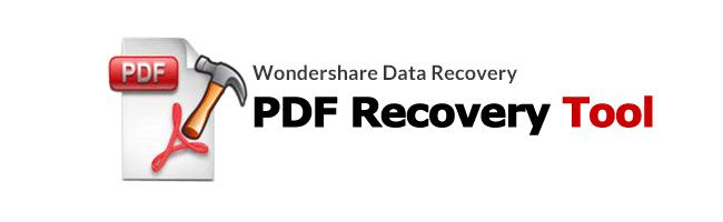 Recuperación de PDF -  Una forma fácil de recuperar los archivos PDF perdidos