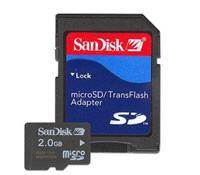sandisk memory card recovery
